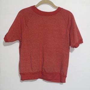 Project Social T Urban Outfitters Crop Sweatshirt
